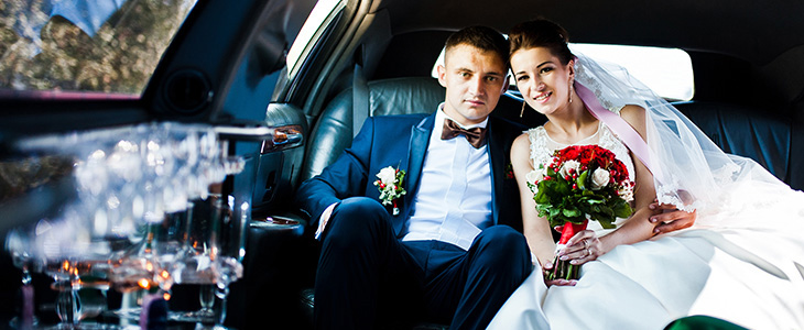 Wedding Limo Service in NYC